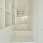 Byt Vinohrady, 0,5 Studio, foto Peter Fabo, 2017