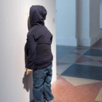 Moravská galerie v Brně , Kmeny 90, Vladimir 518 , architekt: 0,5 Studio , grafika: Belavenir Design Studio, šéfkurátor: Ondrej Chrobak , foto: Tomas Souček , 2017