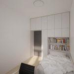 Byt Vinohrady V, 0,5 Studio, 2017
