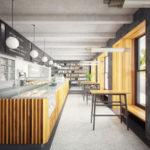 Coffee Source, 0,5 Studio, 2018