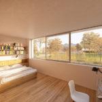 Rodinný dům Poděbrady, 0,5 Studio., 2018