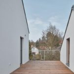 Přístavba Poříčí nad Sázavou, 0,5 studio, foto Peter Fabo, 2019