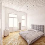 Byt Smíchov, 0,5 Studio, 2019