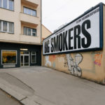 BIG SMOKERS, 0,5 Studio, 2019, foto Jan Zima