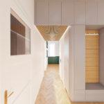 Byt Letná VI, 0,5 Studio, 2020