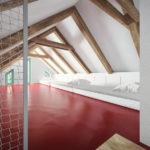 Rekonstrukce rd Chřibská, 0,5 Studio, 2020