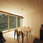 Chytrá chata – Kostka, 0,5 Studio, Chytrý dům s.r.o, 2020