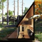 Chytrá chata - Štít, 0,5 Studio, Chytrý dům s.r.o, 2020