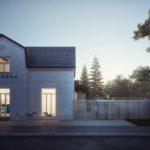 Rekonstrukce a přístavba rodinného domu Praha- východ, 0,5 Studio, 2021