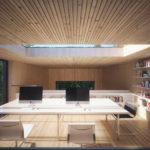 Rodinný dům Davle, 0,5 Studio, 2021