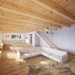 Horská chata Šumburk, 0,5 Studio, 2021
