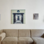 Byt Letná IV, 0,5 Studio, foto Peter Fabo, 2021