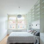 Byt Vinohrady V, 0,5 Studio, 2021, foto Peter Fabo