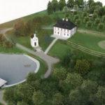 Lovecký zámek Hájek , 0,5 Studio, 2021