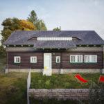 Rekonstrukce a dostavba chata Doubice, 0,5 Studio, 2021