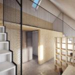 Rodinný dům Chodouň, 0,5 Studio, 2021